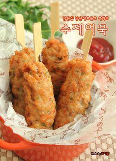 Cách làm món c cho cả nhà thích mê - http://congthucmonngon.com/163524/cach-lam-mon-cha-tom-muc-kieu-han-cho-ca-nha-thich-me.html
