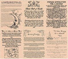 Book of Shadows Pages - 6 Energy Spells - Wicca Poster - Like Charmed - Real Witchcraft Spells (Copper) club_yellow http://www.amazon.com/dp/B00XBL0S20/ref=cm_sw_r_pi_dp_jjH3wb0A7ZBG7