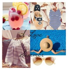 A fashion look from June 2015 featuring Tart, beach shoes and striped beach towels. Browse and shop related looks. Tart Collections, Jack Rogers, Business Women, Ivy, Helpful Hints, Free People, My Love, Sweet, Summer