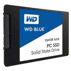 WD Blue SSD 250GB SATA III 6Gb/s 2,5Inch 7mm Bulk