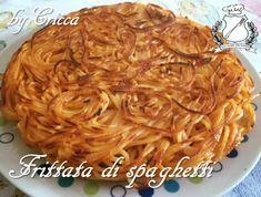 Gran Consiglio della Forchetta frittata di spaghetti by cricca
