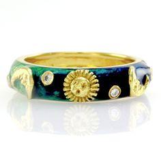 Hidalgo-Sun,-Moon-and-Stars-BandRing-with-Diamonds-in-18K-Yellow-Gold