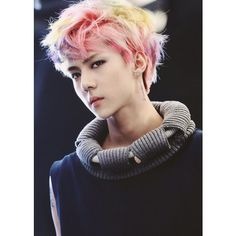 EXO Sehun Wolf Wallpaper (HD) by yuka55202565 ❤ liked on Polyvore featuring exo