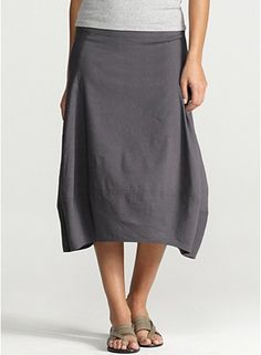 Eileen Fisher lantern skirt; pattern twin Fashion in Harmony #801 Chinese lantern skirts or Shams tablecloth skirt