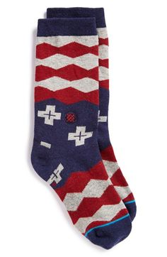 Boy's Stance 'Nations' Socks