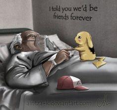 Sweet! - so sad pokemon | CHECK OUT MORE pokepins SHOTS AT POKEPINS.COM | #pokemon #gottacatchemall #pikachu #charmander #squirtle #bulbasaur #ferokie #haunter #garydos #mew #mewtwo #shiny #teamrocket #teammagma #ash #misty #brock
