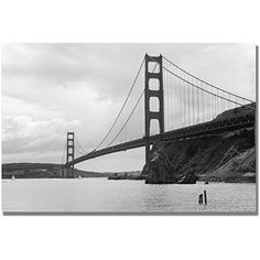 "Trademark Art ""Cavallo Point"" Canvas Wall Art by Ariane Moshayedi"