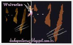 salve o gráfico para imprimir e a tabela de cores aqui: http://dinhapontocruz.blogspot.com.br/2014/08/super-herois-ponto-cruz-parte-4.html
