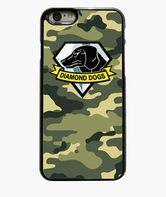 Funda iPhone Diamond Dogs