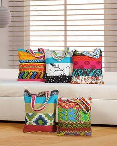 "Bags & More "" Wow Surprise Bags ""   Buy @ inhoma.de #Bags #FashionBags #Pouches #Schminktaschen #ModischeTaschen"