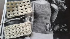 Пуловер крючком с круглой кокеткой. Часть 6.