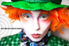 The Mad Hatter by Mellowl ..., via Behance