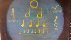 Music notation main lesson