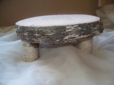 Hey, I found this really awesome Etsy listing at http://www.etsy.com/listing/130006183/birch-wedding-stand-or-tier-rustic