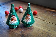 Christmas Salt & Pepper Shakers