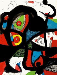 Joan Miró Gargantua 1977