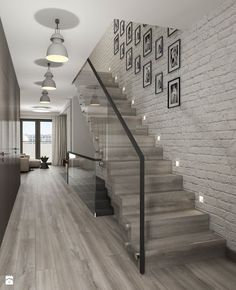 Image result for loft conversion stairs glass