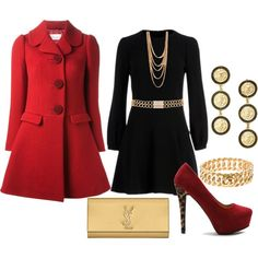 """""""Work Outfit for Fall"""" by kayleepeth on Polyvore"""