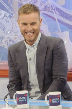Gary Barlow and Loose Women for @Sofie K