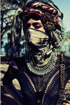 Vogue: Netherlands :May 2012 Rianne Ten Haken by Petrovsky + Ramone