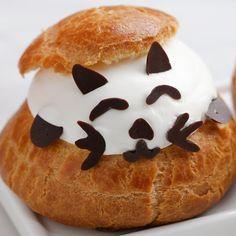 Cute Cream Puffs Rec
