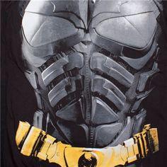 T-shirt Batman Dark Night avec Cap - Noir €21.96