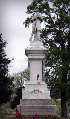 City of Vicksburg Cedar Hill Cemtery Confederate Statues, Confederate Monuments, Confederate States Of America, Cedar Hill Cemetery, Cemetery Monuments, Civil War Photos, Historical Monuments, American Civil War, Gettysburg Battlefield