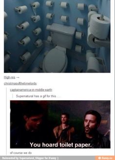 OMG. It is true. SUPERNATURAL HAS A GIF FOR EVERYTHING!!!