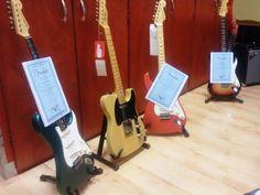 (7) Effect On Line : Les Fender Custom Shop débarquent à Lyon   Sweepyto