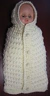 Baby Knitting Patterns Cocoon Sea Trail Grandmas: Sleep Sack ~ Link correct and pattern is FREE when I checke… Baby Knitting Patterns, Baby Patterns, Free Knitting, Crochet Patterns, Loom Knitting, Knitting Ideas, Doll Patterns, Baby Bunting Bag, Knitted Bunting