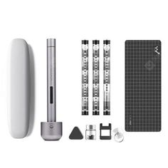 Wowstick 1F+ - $36.99 (30% OFF) 📉  Precision Screwdriver Kit for Repairing Work from Xiaomi youpin / 56 x Screw Bit - Carbon Gray  #Electric #Screwdriver #Wowstick #1F+ #Xiaomi #gearbest #отвертка  6411 Electric Screwdriver, Gear Best, Lumiere Led, Circuit Design, Luz Led, Tool Steel, Control, Portable, The Originals
