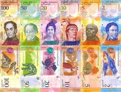 venezuela currency | Natural Resources: Venezuela was major in oil, but in 1997, the ...
