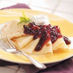 Swedish Pancake Recipe – A gift from Sweden | WebNuggetz.com