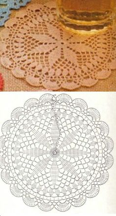 Lair knitting and motives of crochet tableclothDoily pattern (no photo of finished doily)Discover thousands of images about The Snorka crochet doily rug pattern is designed for crocheting with t-shirt yarn. Crochet Doily Rug, Free Crochet Doily Patterns, Crochet Carpet, Crochet Dollies, Crochet Tablecloth, Crochet Diagram, Crochet Round, Crochet Home, Thread Crochet