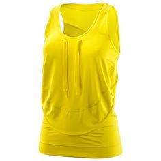 Love how this running top is so playful! Adidas Run Perf L Tank.