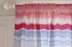Soft Watercolor Stripe by Catherine Hubert at minted.com