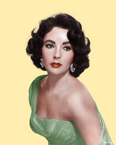 Elizabeth Taylor | Flickr - Photo Sharing!