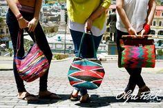 Shigra bags at Olga Fisch