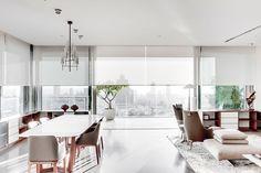 Penthouse in Tel Aviv by Asaf Lerman Architects
