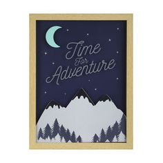 3D Adventure Framed Print