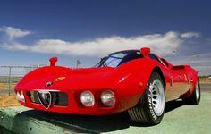FNM Alfa Romeo Furia GT-1