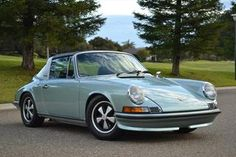 Porsche 911 1.gen. 2.4 T/E Targa, 1972 - Highlighted photo #1