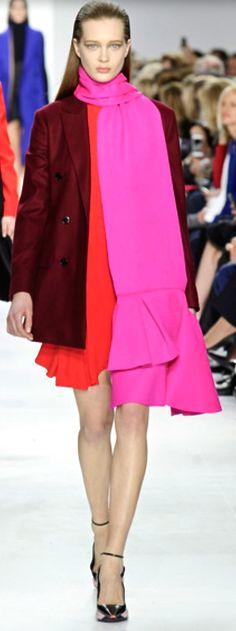 Christian Dior, fall 2014
