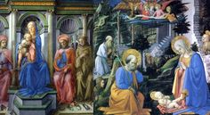 Filippo Lippi's Masterpieces back to the Uffizi Gallery in Florence after Restauration!