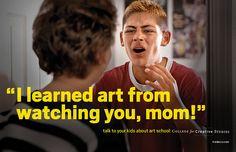 College for Creative Studies' Hilarious PSA Campaign - My Modern Metropolis