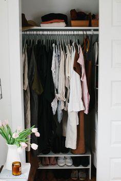 Spring wardrobe clea