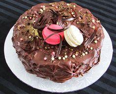 THE JAM Edible Cake Topper Glaçage et Papier de riz