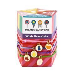 Dylan's Candy Bar Wish Bracelet Set | Lifeguard Press