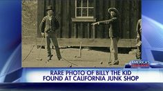 This Photo of Billy the Kid Was Bought for $2 and Is Now Worth $5 Million