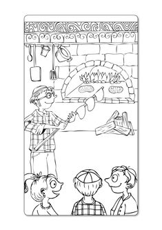 ann koffsky passover plate coloring page passover pinterest passover seder plate holidays and easter